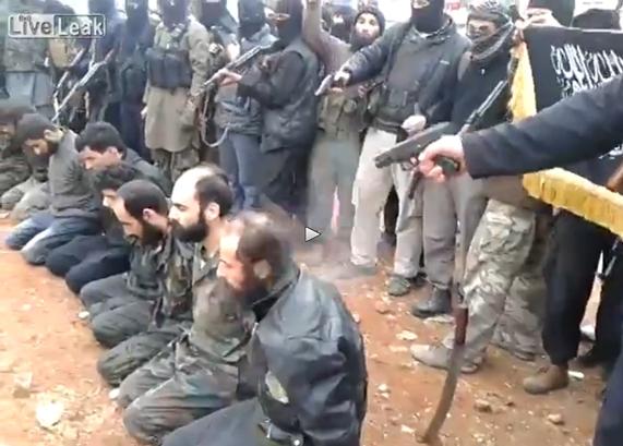siriaesecuzionesoldati