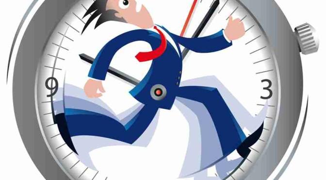 Scatta l'ora legale, ladri di tempo