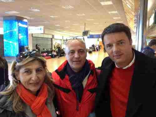 Cena Renzi – Obama, Errata Corrige: i pagliacci saranno 4