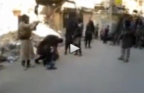 Islamici 'britannici' in Siria 'giustiziano' prigioniero – VIDEO