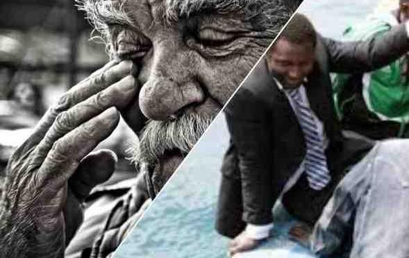 Anziano abbandonato per strada: carabinieri pagano hotel