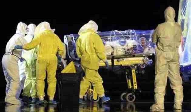 Ebola: peggiora infermiere, prende farmaco sperimentale