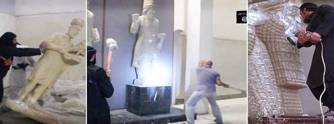 Rimini, PD come ISIS: Abbattuto monumento a martiri Foibe
