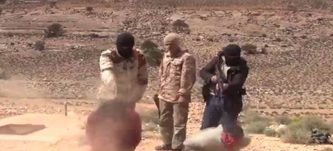 ISIS giustizia prigionieri in Libia – VIDEO CHOC