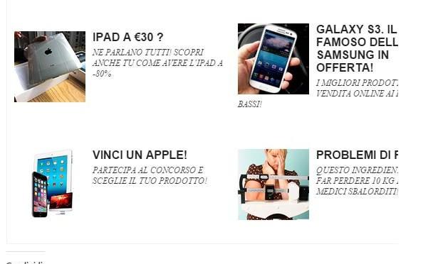 Il sito anti-bufale di Boldrini pieno di pubblicità 'trappola'