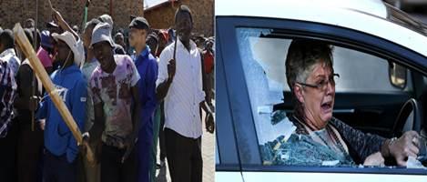 In Sudafrica è sterminio dei Bianchi, guardiamo il nostro futuro