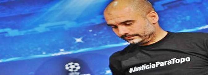 Uefa contro Guardiola per 'leso sponsor'
