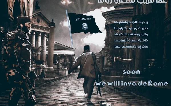 Saldi con ISIS: Shopping blindato a Roma per minaccia islamica