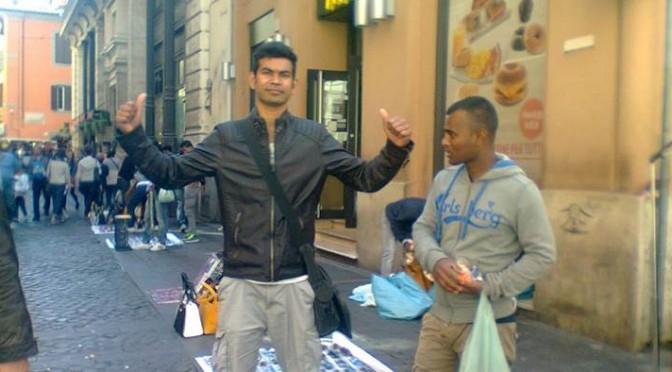 """Roma, svolta leghista di Raggi: """"Stop suk in centro"""""""