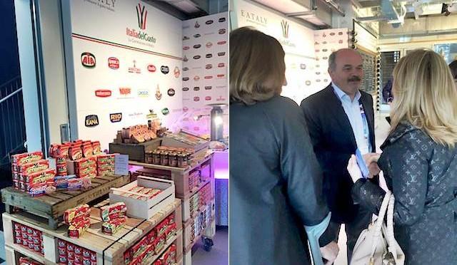 L'amico di Renzi promuove il cibo in scatola delle multinazionali