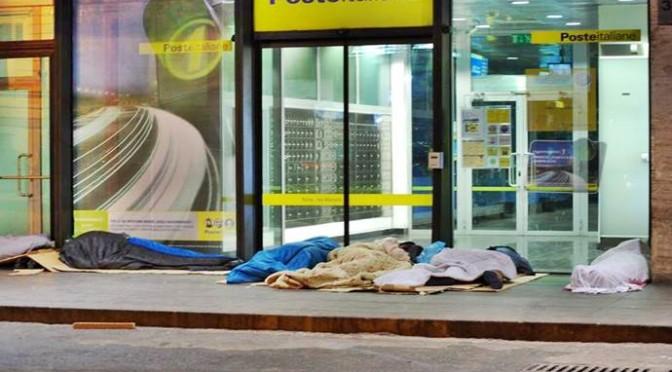 Invasione: Poste aprono uffici solo per Tunisini…