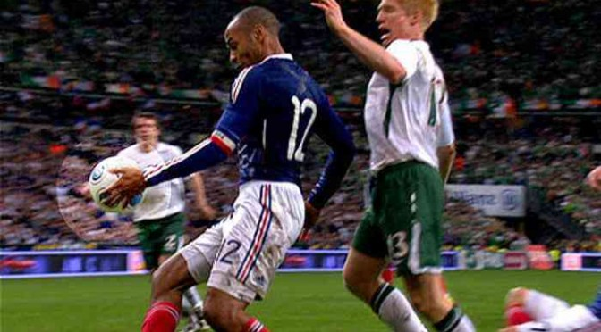 FIFA pagò Irlanda: voleva Francia 'colorata' per primo mondiale africano