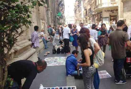 Roma fuori controllo: rapinatori uccidono gioielliere
