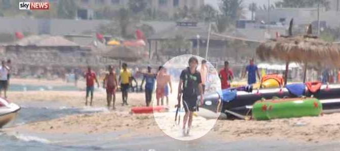 Terrorismo, Immigrati islamici pronti a colpire bagnanti sulle spiagge