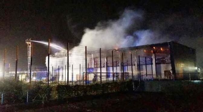 Resistenza: altro incendio 'preventivo' distrugge futuro centro profughi in Germania