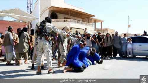Maledicono Allah: uccisi