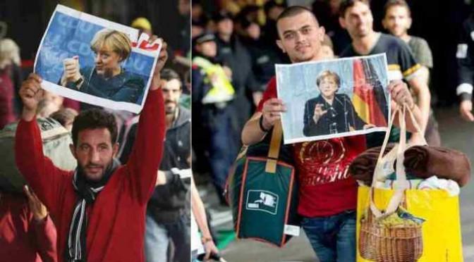 """Germania blocca tutti i treni dall'Austria: """"Causa profughi"""""""