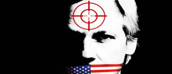 Siria: il piano USA per rovesciare Assad rivelato da Julian Assange