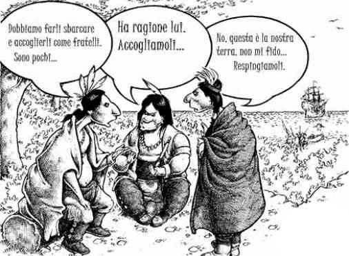 """TOSCANI: """"ITALIANI SUBUMANI, AFRICANI VI METTERANNO IN RISERVE"""""""