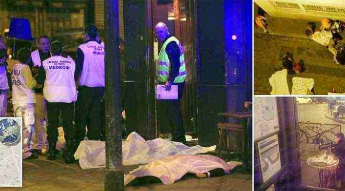 Parigi stuprata dagli immigrati islamici