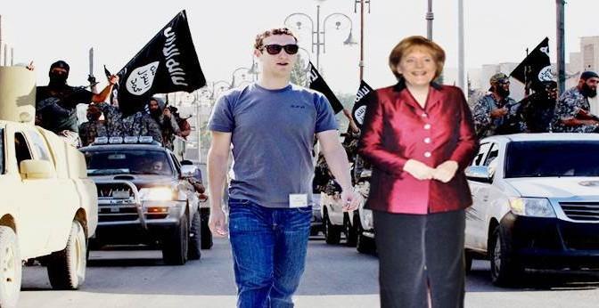 GERMANIA: PRIMI ARRESTI PER COMMENTI SU FACEBOOK CONTRO IMMIGRAZIONE