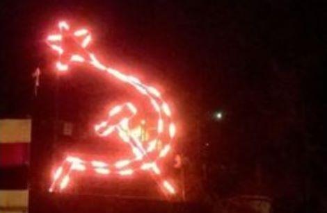 """""""Gesù Cristo era comunista"""", la simpatica luminaria comunista"""