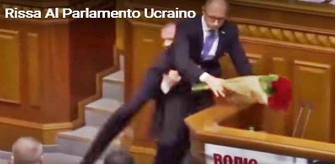Governo ucraino ne spara un'altra delle sue: il patriota francese con 125 chili di tritolo