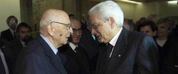 Napolitano sconvolto: in America ci sono le elezioni, schifato da democrazia
