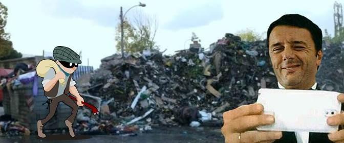 Torino: migliaia di euro per rimuovere sporcizia dei Rom