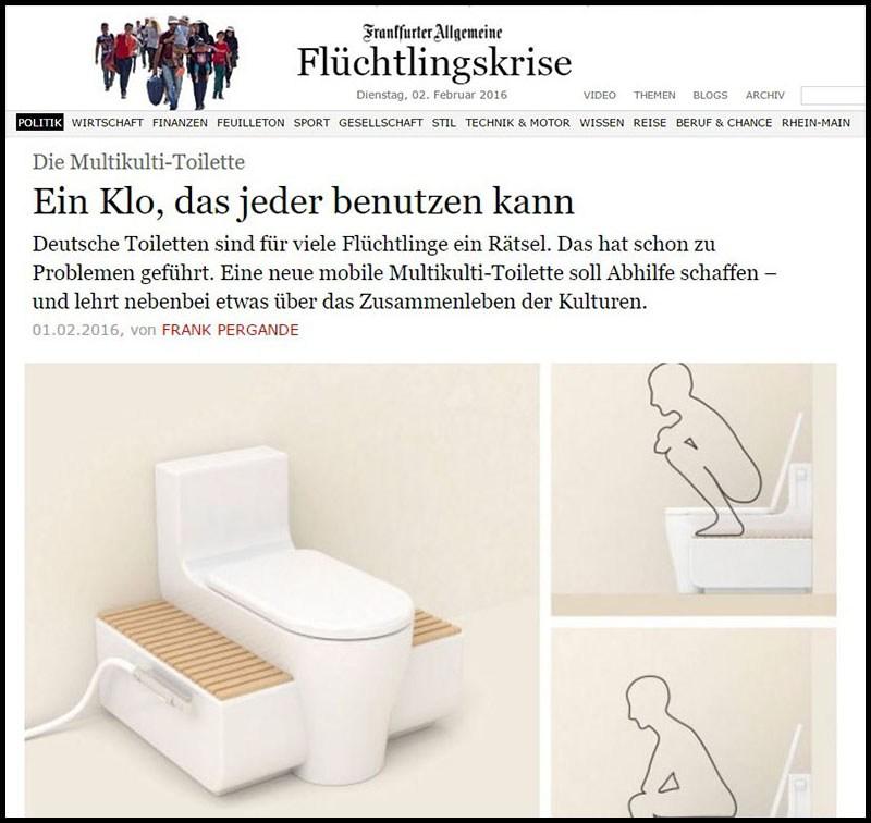FAZ-Toilets