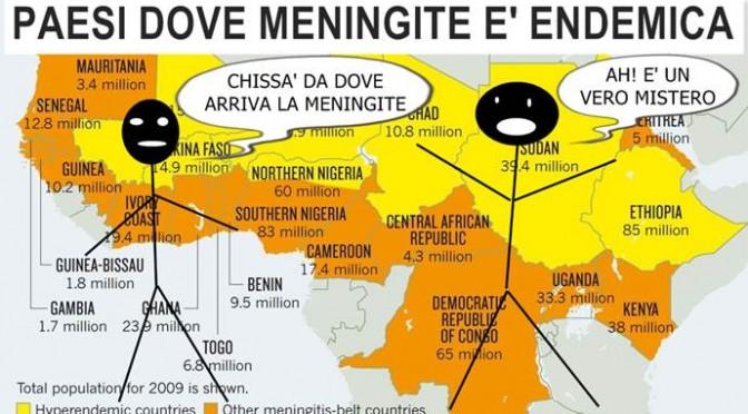 ROMA: LA MENINGITE VA A SCUOLA, DECINE A RISCHIO