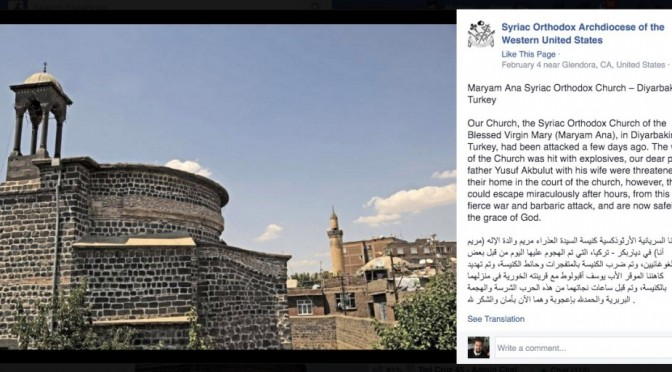 Erdogan requisisce 6 chiese, persecuzione
