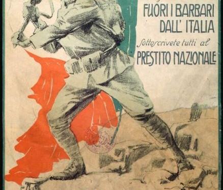 Governo e Regione Friuli disonorano i caduti della Grande Guerra