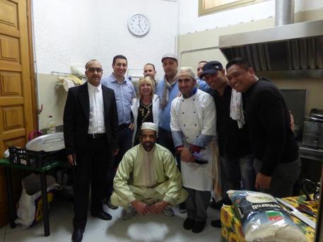 Prete organizza corsi di arabo in parrocchia