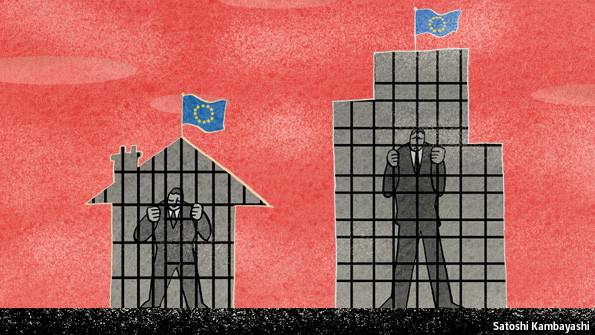 """Grillo: """"Italia deve restare in UE"""""""