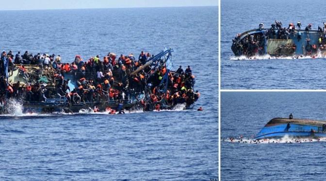 Tranquilli, li hanno raccattati gli scafisti di Stato italiani: 6.000 in 48 ore