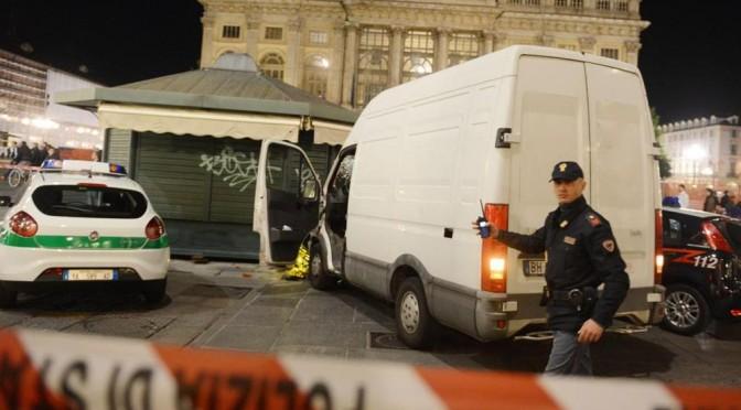 Terrorismo Islamico: caccia a 3 furgoni a Milano