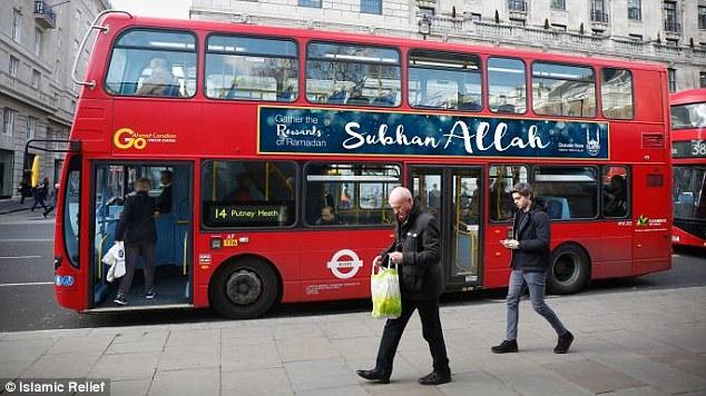 Londonistan: sì allo spot musulmano, no a quello cristiano