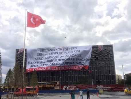 "Erdogan: ""Vi impiccheremo tutti"""