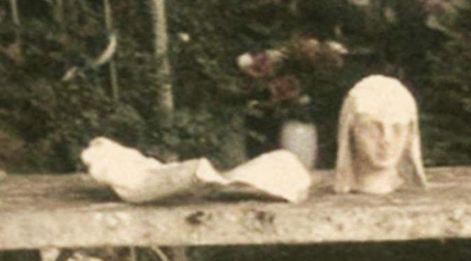 Statua della Madonna decapitata a fine Ramadan