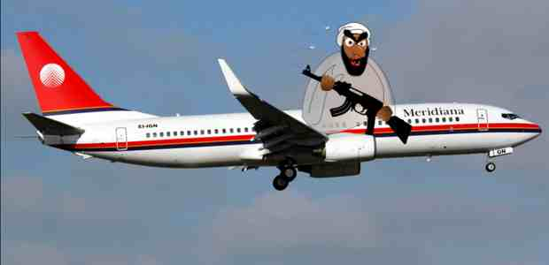 Meridiana finisce nelle mani di sponsor ISIS