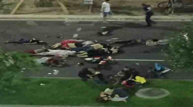 Terrorismo islamico: annullata maratona in Liguria