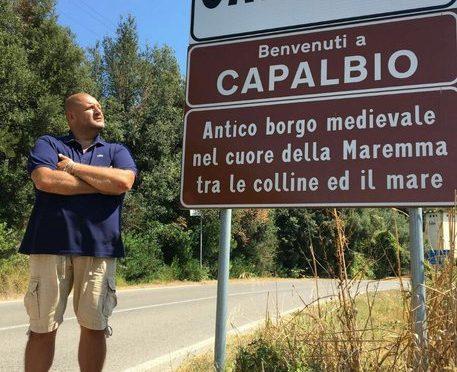 Capalbio: blitz assessore leghista