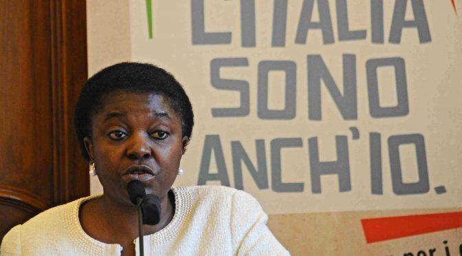 Bologna: la Kyenge fa annullare commemorazione Foibe per parlare di immigrati
