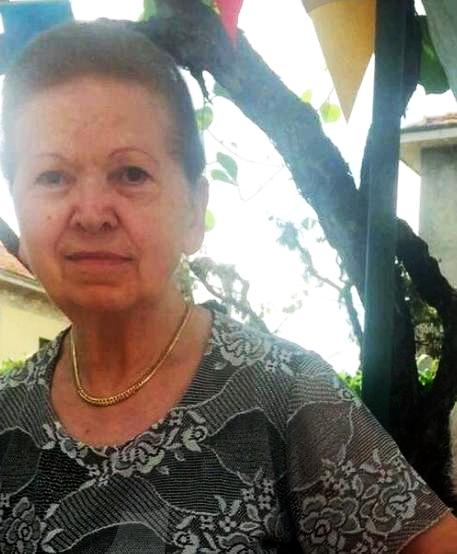 Un'immagine di Antonietta Turri, scomparsa a Varedo.