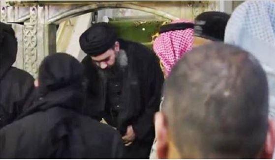 ISIS: IL CALIFFO E' VIVO E TORNA IN PUBBLICO
