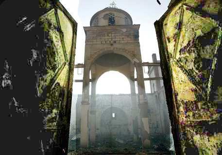 KOSOVO: ISLAMICI DANNO ALLE FIAMME CHIESA CRISTIANA