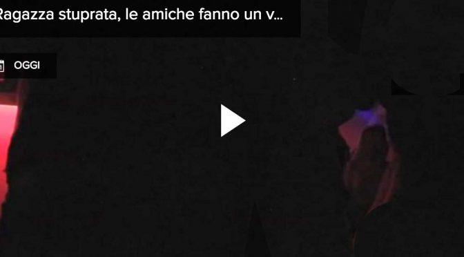 """ALBANESE LA VIOLENTA IN BAGNO: """"AMICHE"""" RIPRENDONO SCENA E FINISCE SU Whatsapp"""