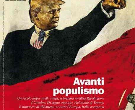 TRUMP: PRIMO SCHIAFFO ALLA DITTATURA CINESE