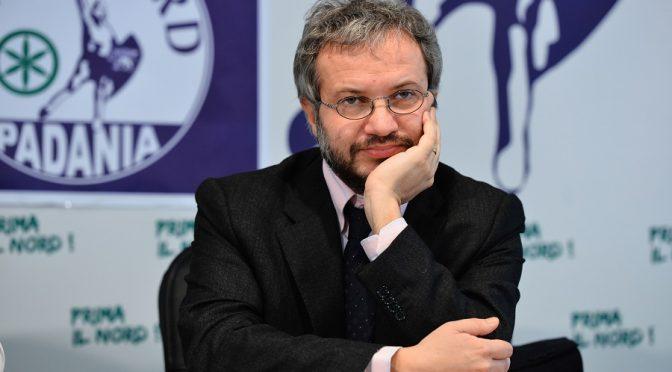 """Renzi commissariato, Borghi (Lega): """"Tecnici Bruxelles a Roma? Io li avrei accolti con un plotone di carabinieri"""""""